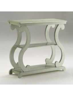 Lucy Sage Console Table - 7915