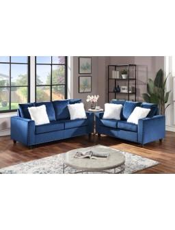Cinderella Blue Sofa and...
